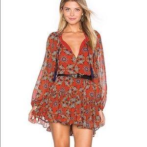 Misa Los Angeles Lorena Mini Dress